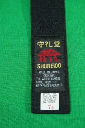 ceinture-noire-karate-shureido-broderie-or-cote-etiquette-340