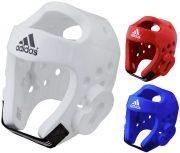 casque-karate-adidas-adithg01-blanc-rouge-bleu