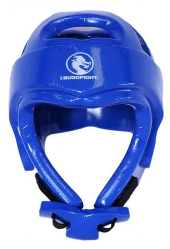 casque-karate-budo-fight-bleu-homologue-ffkarate-face