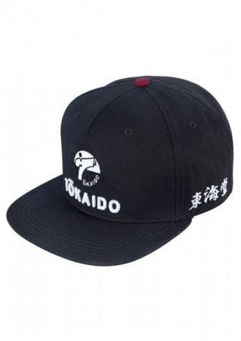 casquette-snapback-tokaido-noir-et-rouge