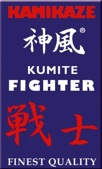 ceinture-competition-karate-kamikaze-kumite-fighter-satin-bleue-wkf-approved-etiquette