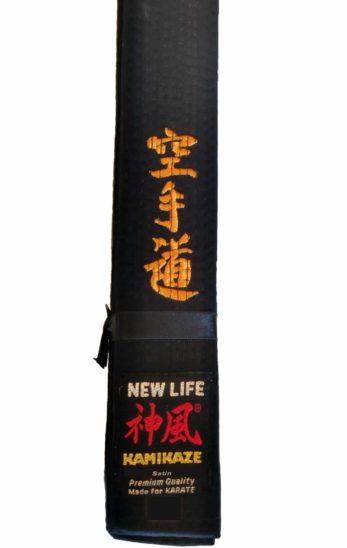 ceinture-karate-kamikaze-extra-large-new-life-premium-satin-zoom-broderie
