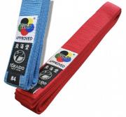 ceinture-karate-wkf-tokaido-rouge-ou-bleue-gtbl-gtr