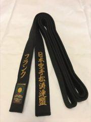 Ceinture-noire-de-karate-B-503-Hirota
