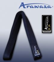 ceinture-noire-de-karate-deluxe-arawaza-coton-ou-satin