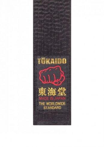 ceinture-noire-de-karate-tokaido-fabrique-au-japon-satin-etiquette