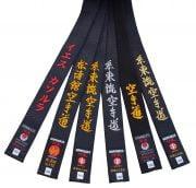 ceinture-noire-kamikaze-satin-ou-coton-eventail-broderies-etiquettes-style-karate