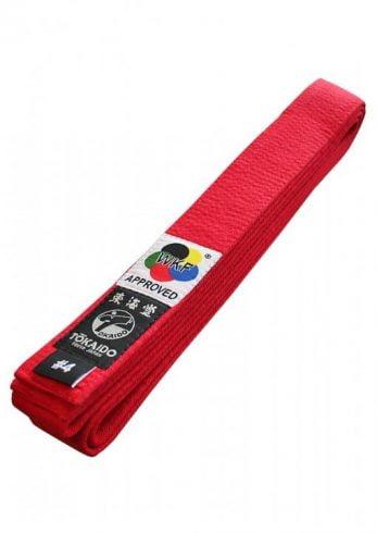 ceinture-rouge-karate-wkf-tokaido-gtr-etiquette