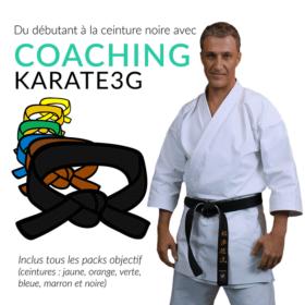 Cours de Karate