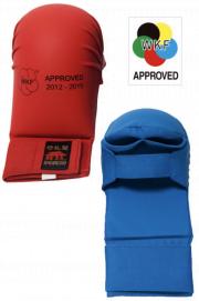 gant-mitaine-shureido-rouge-bleu-wkf-approved
