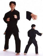 Karate-gi Tokyodo KB-10 Heavy Weight noir