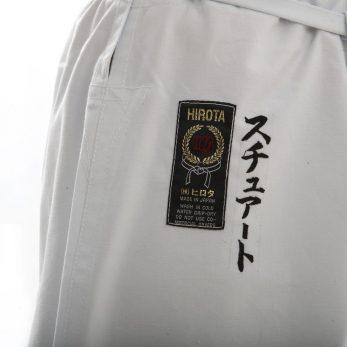 kimono a-karate-gi-hirota-broderies-pantalon