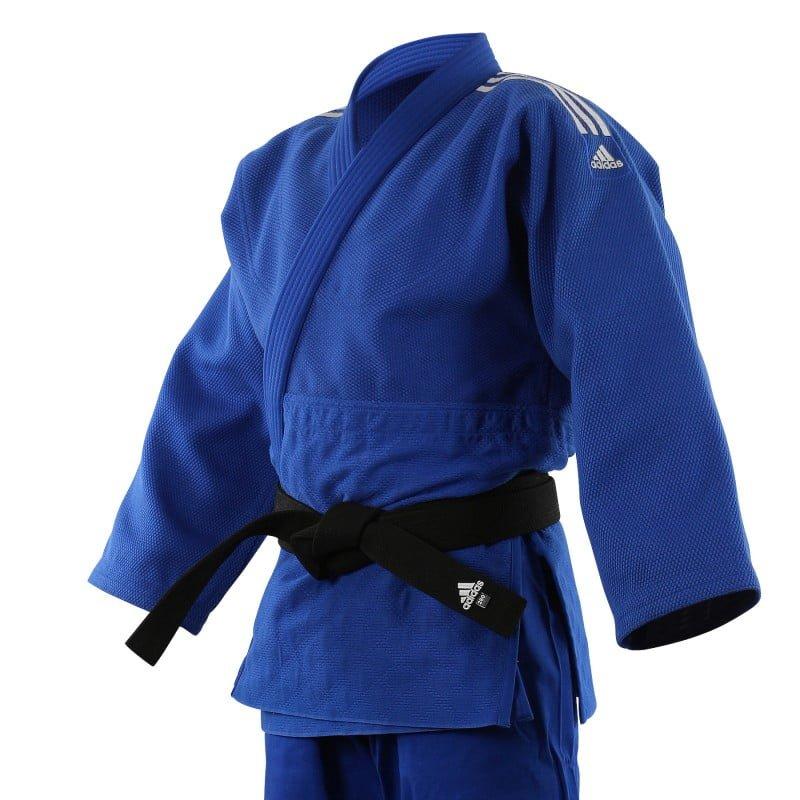 Kimono de judo Adidas Millenium bleu J990