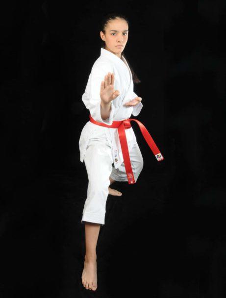 kimono-karate-gi-1er-kata-kamikaze-shuto-uke-kokutsu-dachi