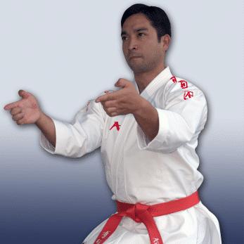kimono-karate-gi-arawaza-amber-evolution-permiere-league-rouge