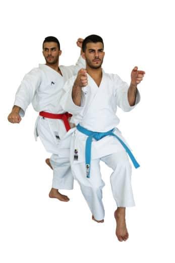 kimono-karate-gi-arawaza-black-diamond-neko-ashi-dashi+manji-uke