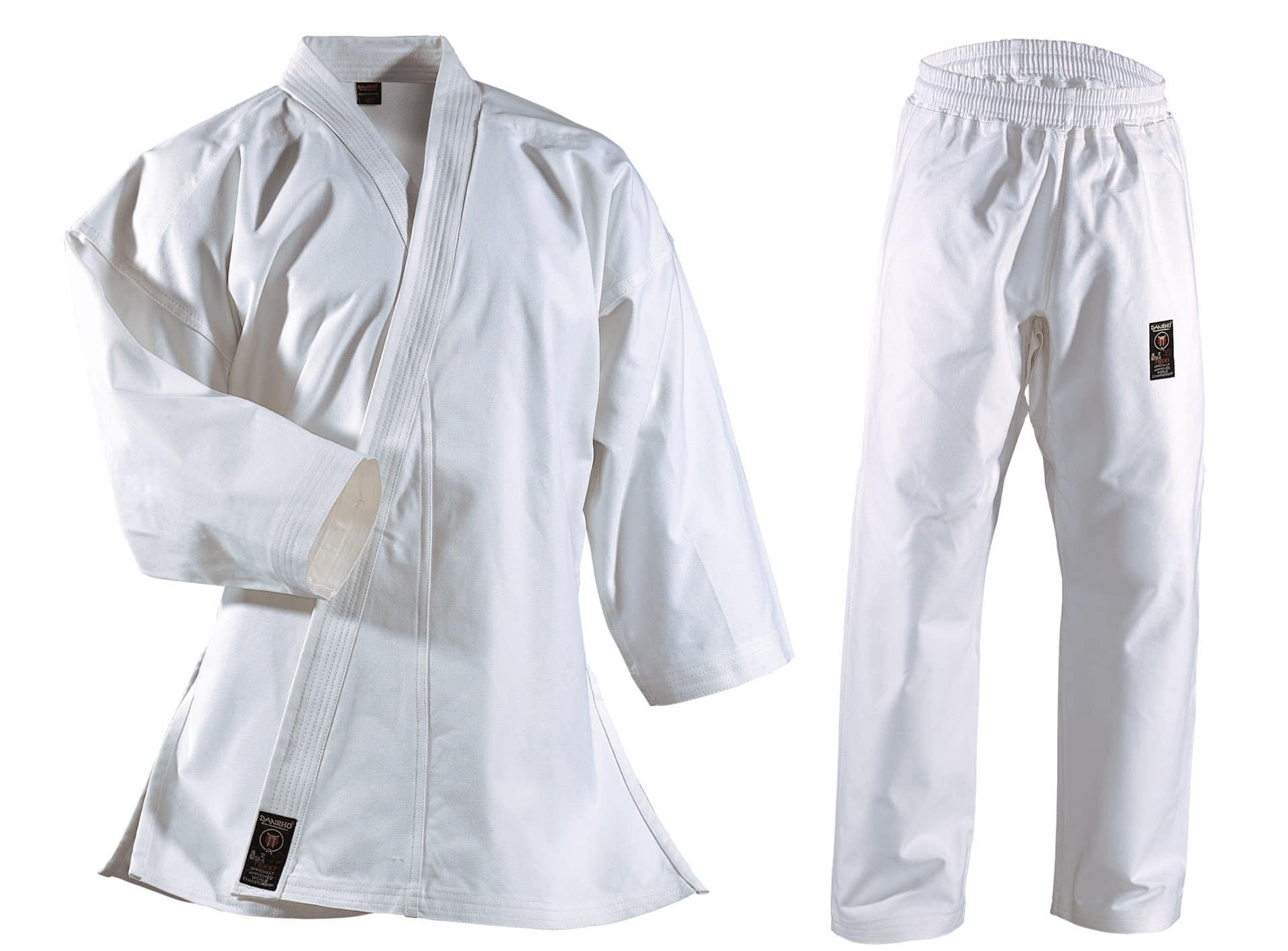 ec83f464716e Karate-Gi TEKKI de Danrho   En vente sur Karate-gi