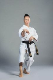 kimono-karate-gi-ko-italia-kata-gold-marcela-remiasova-neko-ashi-dachi