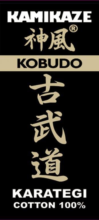 kimono-karate-gi-kobudo-noir-kamikaze-etiquette-kobudo