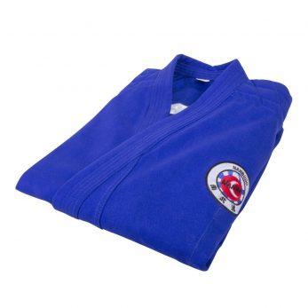 kimono-karate-gi-nanbudo-officiel-fujimae-veste-bleue