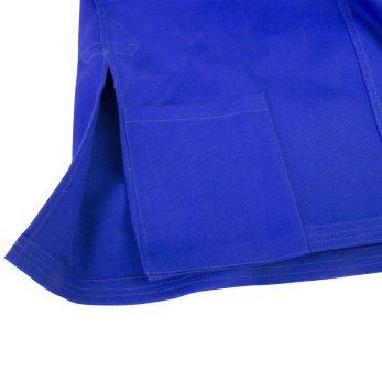 kimono-karate-gi-nanbudo-officiel-fujimae-veste-bleue-poche