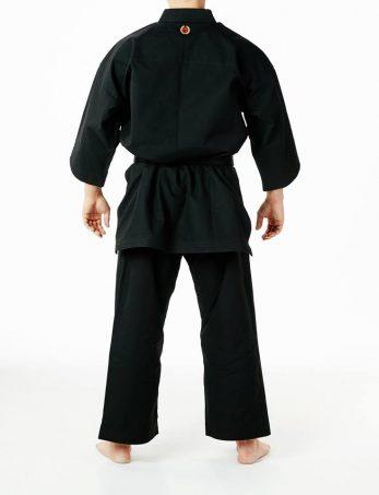kimono-karate-gi-seishin-international-noir-dos