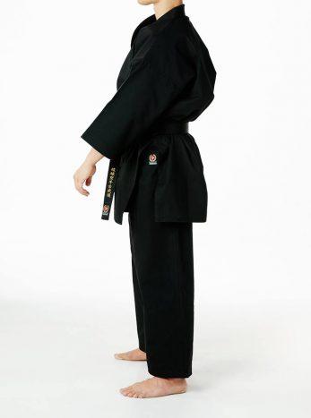kimono-karate-gi-seishin-international-noir-profil