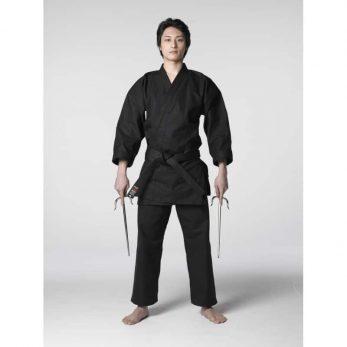 kimono-karate-gi-shureido-noir
