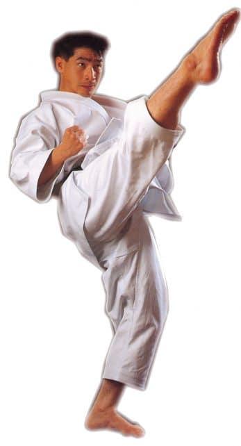 kimono-karate-gi-shureido-sensei-tk10-mae-geri-jodan-zoom