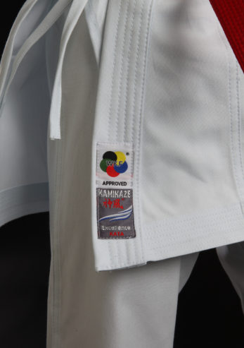 kimono-karategi-excellence-kata-wkf-kamikaze-etiquettes-veste