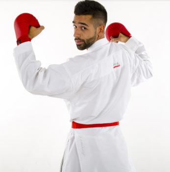 kimono-karategi-k-one-kumite-wkf-kamikaze-raul-cuerva-broderie-dos