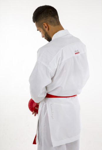 kimono-karategi-k-one-kumite-wkf-kamikaze-raul-cuerva-dos-broderie