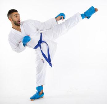 kimono-karategi-k-one-kumite-wkf-kamikaze-raul-cuerva-mawashi-geri-jodan