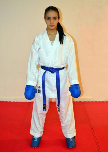 kimono-karategi-k-one-kumite-wkf-kamikaze-Andrea-Armada-hachiji-dachi