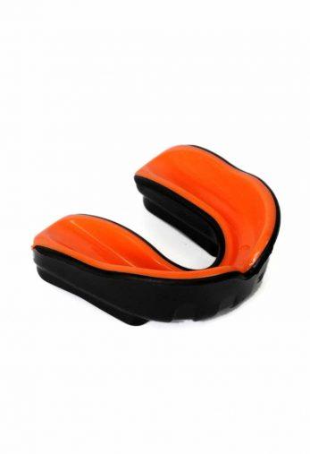 protege-dents-karate-gel-budo-fight-noir-orange