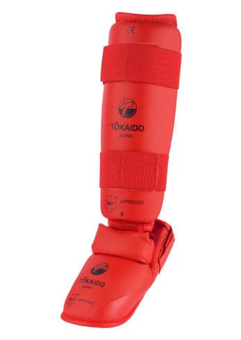 protege-tibia-et-pied-karate-tokaido-combine-wkf-rouge-01
