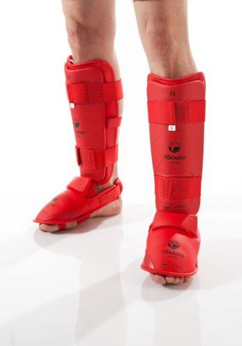 protege-tibia-et-pied-karate-tokaido-combine-wkf-rouge-02