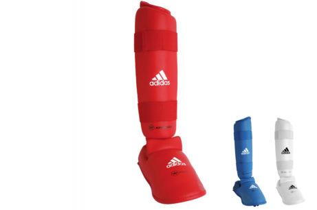 protege-tibias-protege-pieds-amovible-adidas-66135d-rouge-bleu-blanc