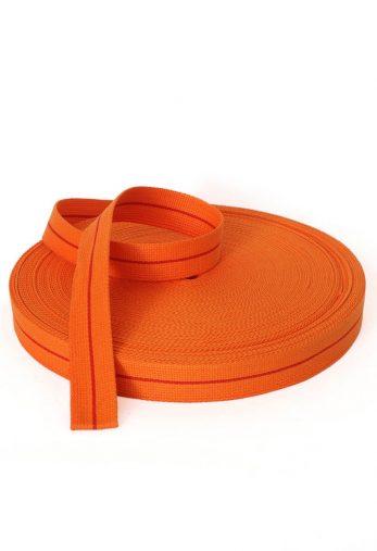rouleau-ceinture-karate-orange-karate-gi