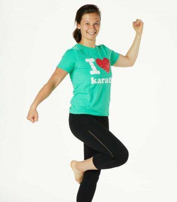 tee-shirt-vert-de-karate-seishin-international